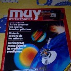 Collectionnisme de Magazine Muy Interesante: REVISTA MUY INTERESANTE. NUM. 99. AGOSTO 1989. B14RBB. Lote 152091506