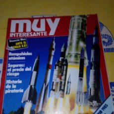 Collectionnisme de Magazine Muy Interesante: REVISTA MUY INTERESANTE. NUM 44. 1985. B14RBB. Lote 152118450