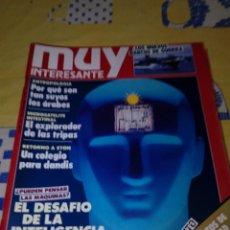 Coleccionismo de Revista Muy Interesante: REVISTA MUY INTERESANTE. NUM 114. NOVIEMBRE. 1990. B14RBB. Lote 152128618