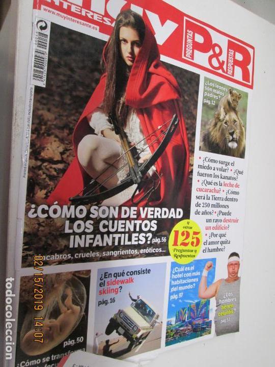 MUY INTERESANTE , PREGUNTAS Y RESPUESTAS Nº 48 (Coleccionismo - Revistas y Periódicos Modernos (a partir de 1.940) - Revista Muy Interesante)