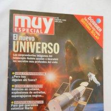 Coleccionismo de Revista Muy Interesante: MUY INTERESANTE , EL NUEVO UNIVERSO - Nº 26 VERANO 1996 . Lote 156395530