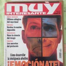 Coleccionismo de Revista Muy Interesante: REVISTA MUY INTERESANTE Nº 187. Lote 156652430