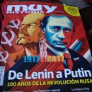 Coleccionismo de Revista Muy Interesante: DE KENIN A PUTIN. 100 AÑOS DE LA REVOLUCIÓN RUSA. REVISTA MUY INTERESANTE. N°92. Lote 159263994