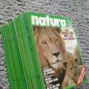 Coleccionismo de Revista Muy Interesante: NATURA. 33 REVISTAS. (GRUPO MUY INTERESANTE). Lote 159887844