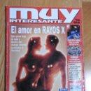 Coleccionismo de Revista Muy Interesante: REVISTA MUY INTERESANTE NUMERO 207 (AGOSTO 1998).TELESCOPIO HUBBLE, CIENCIA DEL SEXO.... Lote 160666746