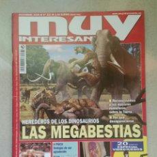 Coleccionismo de Revista Muy Interesante: REVISTA MUY INTERESANTE 331 DICIEMBRE 2008. Lote 164805529