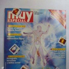 Coleccionismo de Revista Muy Interesante: MUY INTERESANTE ESPECIAL. LA EXPLOSIÓN INTERNET. Nº 28. INVIERNO 1997.. Lote 165350026
