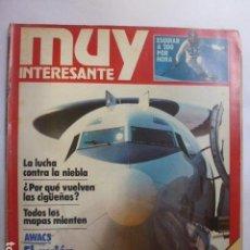 Coleccionismo de Revista Muy Interesante: MUY INTERESANTE. 9. Lote 165351858