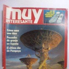 Coleccionismo de Revista Muy Interesante: MUY INTERESANTE. SONIDOS DEL UNIVERSO. Nº 26. 1983.. Lote 165353070