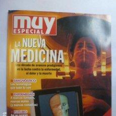 Coleccionismo de Revista Muy Interesante: MUY INTERESANTE ESPECIAL. LA NUEVA MEDICINA. Nº 24. INVIERNO 1996.. Lote 165353698