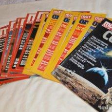 Coleccionismo de Revista Muy Interesante: GRAN LOTE DE 18 REVISTAS MUY INTERESANTE/ MUY INTERESANTE ORDENADORES - PRIMEROS NÚMEROS - MIRA!. Lote 167985748