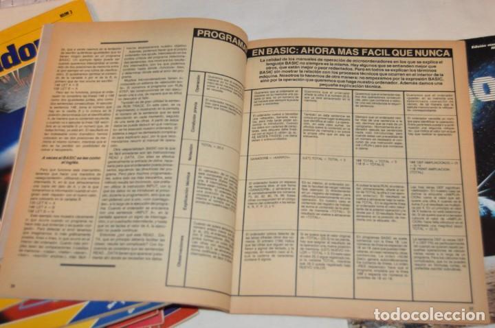 Coleccionismo de Revista Muy Interesante: GRAN LOTE DE 18 REVISTAS MUY INTERESANTE/ MUY INTERESANTE ORDENADORES - PRIMEROS NÚMEROS - MIRA! - Foto 22 - 167985748