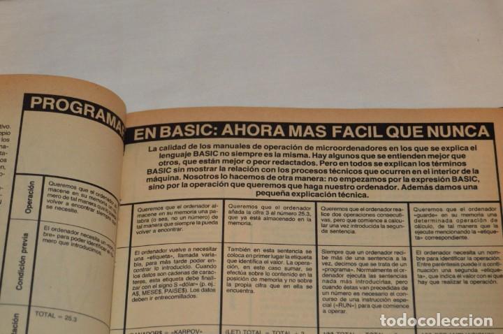 Coleccionismo de Revista Muy Interesante: GRAN LOTE DE 18 REVISTAS MUY INTERESANTE/ MUY INTERESANTE ORDENADORES - PRIMEROS NÚMEROS - MIRA! - Foto 23 - 167985748