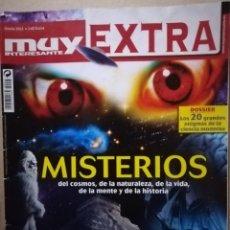 Coleccionismo de Revista Muy Interesante: 10 EXTRAS REVISTA MUY INTERESANTE. Lote 171278957