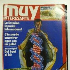 Coleccionismo de Revista Muy Interesante: MUY INTERESANTE. REVOLUCIÓN EN LA GENÉTICA. Nº 82. MARZO 1988.. Lote 171503312