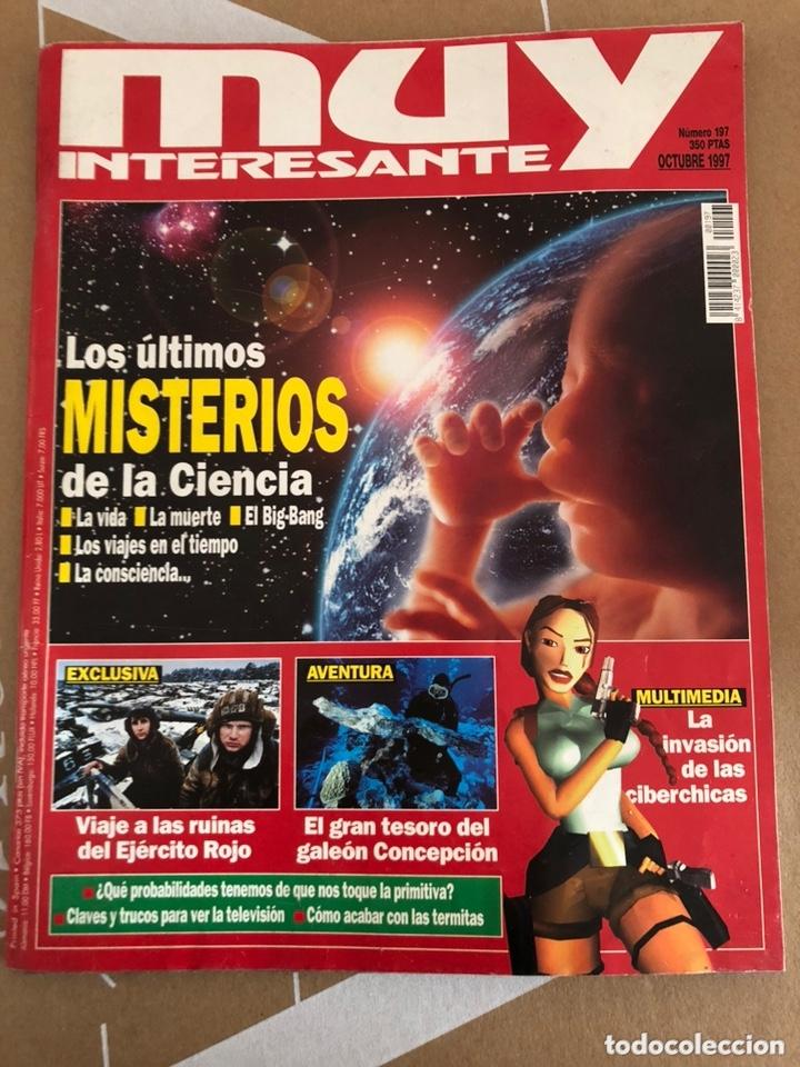 REVISTA MUY INTERESANTE AÑO 1997 (Coleccionismo - Revistas y Periódicos Modernos (a partir de 1.940) - Revista Muy Interesante)