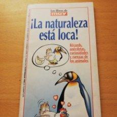 Coleccionismo de Revista Muy Interesante: ¡LA NATURALEZA ESTÁ LOCA! MUY INTERESANTE Nº 258 (NOVIEMBRE 2002). Lote 175358085