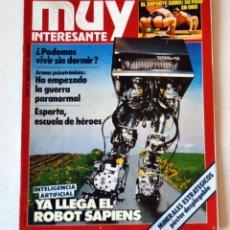 Coleccionismo de Revista Muy Interesante: REVISTA MUY INTERESANTE Nº 70 MARZO 1987. Lote 175629298
