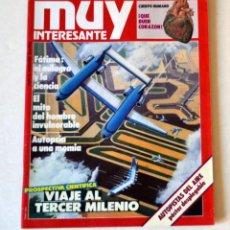 Coleccionismo de Revista Muy Interesante: REVISTA MUY INTERESANTE Nº 72 MAYO 1987. Lote 175629394