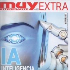Coleccionismo de Revista Muy Interesante: MUY INTERESANTE EXTRA N. 33 - EN PORTADA: INTELIGENCIA ARTIFICIAL (NUEVA). Lote 176006278