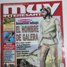 Coleccionismo de Revista Muy Interesante: MUY INTERESANTE - NÚMERO 265 - JUNIO DE 2003 - EL HOMBRE DE GALERA. Lote 177809947