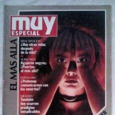 Coleccionismo de Revista Muy Interesante: MUY ESPECIAL N.º 4 (INVIERNO 1991) - EL MÁS ALLÁ - PARAPSICOLOGÍA, CIENCIAS OCULTAS. Lote 54599057