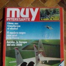 Coleccionismo de Revista Muy Interesante: REVISTA MUY INTERESANTE - NÚMERO 64 - SEPTIEMBRE 1986. Lote 179179543