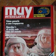 Coleccionismo de Revista Muy Interesante: REVISTA MUY INTERESANTE - NÚMERO 65 - OCTUBRE 1986. Lote 179180073