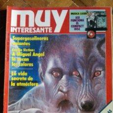 Coleccionismo de Revista Muy Interesante: REVISTA MUY INTERESANTE - NÚMERO 69 - FEBRERO 1987. Lote 179180775