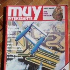 Coleccionismo de Revista Muy Interesante: REVISTA MUY INTERESANTE - NÚMERO 72 - MAYO 1987. Lote 179181513