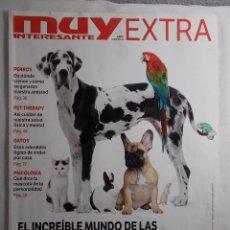 Coleccionismo de Revista Muy Interesante: REVISTA MUY INTERESANTE EXTRA MASCOTAS NÚMERO 29. Lote 180239905