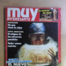 Coleccionismo de Revista Muy Interesante: Nº 119 - MUY INTERESANTE - ABRIL - 1991 . Lote 180475627