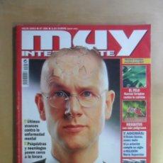 Coleccionismo de Revista Muy Interesante: Nº 266 - MUY INTERESANTE - JULIO - 2003 . Lote 180476502