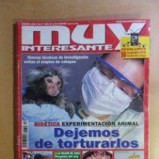 Coleccionismo de Revista Muy Interesante: Nº 308 - MUY INTERESANTE - ENERO - 2007 . Lote 180476606