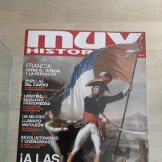 Coleccionismo de Revista Muy Interesante: REVISTA MUY HISTORIA. Lote 182734563
