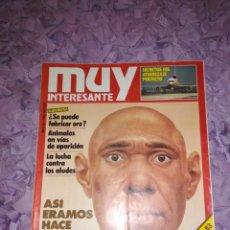 Coleccionismo de Revista Muy Interesante: MUY INTERESANTE N° 20. Lote 182797112