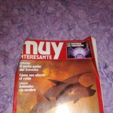 Coleccionismo de Revista Muy Interesante: MUY INTERESANTE N° 14. Lote 182797223