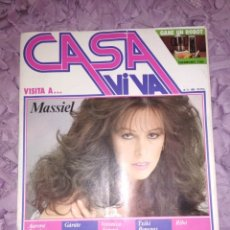 Coleccionismo de Revista Muy Interesante: CASA VIVA - EJEMPLAR N° 6. Lote 182797730