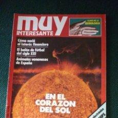 Coleccionismo de Revista Muy Interesante: REVISTA MUY INTERESANTE Nº 13. Lote 182872743