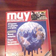 Coleccionismo de Revista Muy Interesante: REVISTA MUY INTERESANTE N°94 DE MARZO DE 1989. Lote 182926877