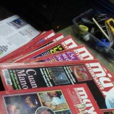 Coleccionismo de Revista Muy Interesante: REVISTA MUY INTERESANTE.AÑO 1995 COMPLETO. Lote 183667315