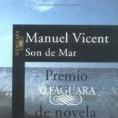 Coleccionismo de Revista Muy Interesante: SON DE MAR, PREMIO ALFAGUARA.. Lote 183828591
