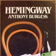 Coleccionismo de Revista Muy Interesante: HEMINGWAY , POR ANTHONY BURGESS. Lote 183829062