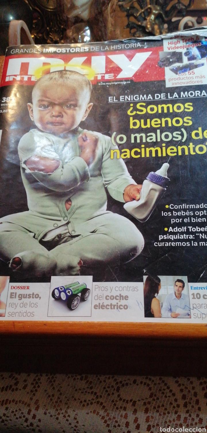 REVISTA MUY INTERESANTE DICIEMBRE DEL 2013 (Coleccionismo - Revistas y Periódicos Modernos (a partir de 1.940) - Revista Muy Interesante)