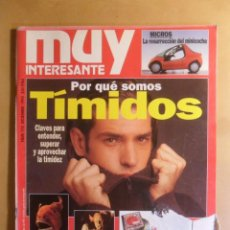 Coleccionismo de Revista Muy Interesante: Nº 175 - MUY INTERESANTE - DICIEMBRE - 1995. Lote 184618307
