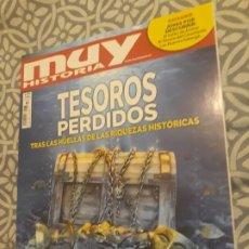Colecionismo da Revista Muy Interesante: REVISTA MUY INTERESANTE HISTORIA Nº77 TESOROS PERDIDOS*. Lote 185721571