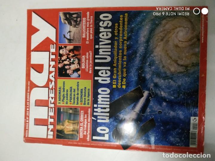 Coleccionismo de Revista Muy Interesante: Muy interesante - Foto 4 - 186050341