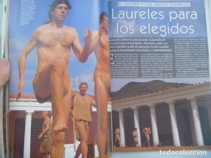 Coleccionismo de Revista Muy Interesante: MUY INTERESANTE HISTORIA , Nº 7, 2006: GRECIA ANTIGUA, HELENOS IMPRESCINDIBLES, ETC - Foto 4 - 186539716