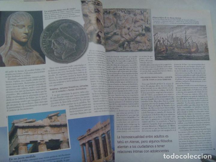 Coleccionismo de Revista Muy Interesante: MUY INTERESANTE HISTORIA , Nº 7, 2006: GRECIA ANTIGUA, HELENOS IMPRESCINDIBLES, ETC - Foto 5 - 186539716