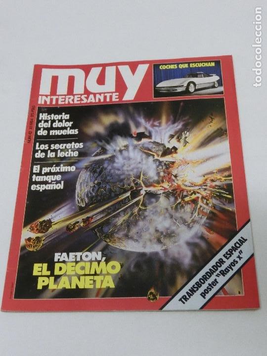 REVISTA MUY INTERESANTE Nº 042 - 42 OCTUBRE 1984 (Coleccionismo - Revistas y Periódicos Modernos (a partir de 1.940) - Revista Muy Interesante)